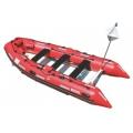 Надувная лодка Brig RESCUE F400R