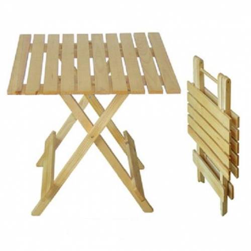 Раскладные столы и стулья своими руками