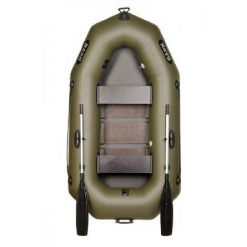 bark b-260np двухместная гребная надувная лодка bark