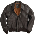 Куртка Alpha Industries A-2 Goatskin Leather Jacket