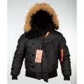 Куртка Аляска Chameleon N-2B Black