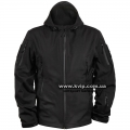 Куртка с капюшоном Chameleon Soft Shell black