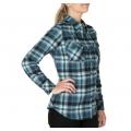 "Рубашка женская тактическая фланелевая ""5.11 Heartbreaker Flannel Shirt"""