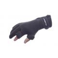 Перчатки неопреновые верх флис FORMAX (откр 2 пальца)