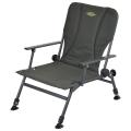 Кресло карповое с регулируемой спинкой Carp Pro