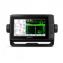 """Эхолот Garmin ECHOMAP UHD 72sv, w/GT54 xdcr картплоттер с датчиком """"все в одном"""""""