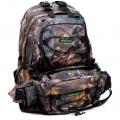 Рюкзак + поясная сумка Flagman камо