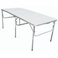 H-7001 Складной  столик алюминиевый