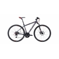 Велосипед Centurion CROSS C7-HD matt anthracite