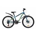 "Велосипед Discovery FLINT AM DD с крылом Pl ST 24"" 2020"