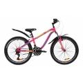 """Велосипед Discovery FLINT AM Vbr с крылом Pl ST 24"""" 2020"""