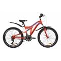 """Велосипед Discovery ROCKET AM2 Vbr с крылом Pl ST 24"""" 2020"""