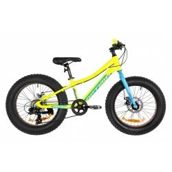 "Велосипед Optimabikes PALADIN DD 20"" 2019"