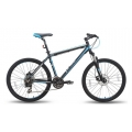 "Велосипед 26"" PRIDE XC-26 Disc black-blue"