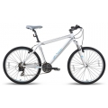 "Велосипед 26"" PRIDE XC-26 white-blue"