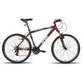 "Велосипед 26"" PRIDE XC-300 black-red"
