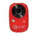 Цифровая видеокамера экстрим Liquid Image Ego HD 1080P Red с Wi-Fi
