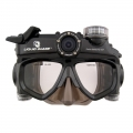 Видеомаска подводная Liquid Image Wide Angle Scuba HD 720P S/M
